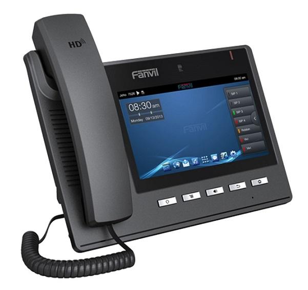 Điện thoại IP Video Phone Fanvil C600