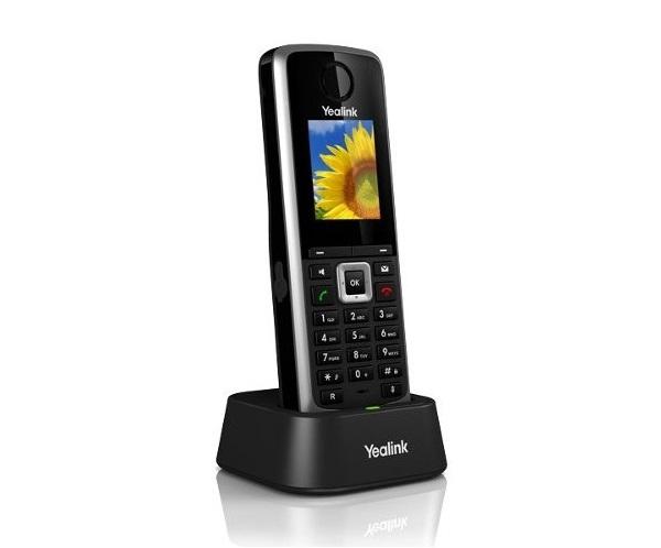 Điện thoại IP không dây cầm tay Yealink W52H