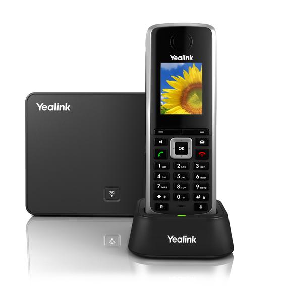 Điện thoại IP không dây Yealink W52P