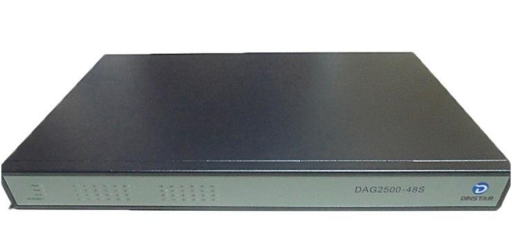 Analog VoIP Gateway Dinstar DAG2500-48S