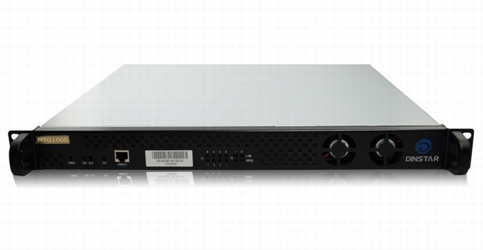 Digital VoIP Gateway Dinstar MTG1000-1E1