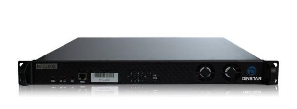 Digital VoIP Gateway Dinstar MTG1000B-1E1