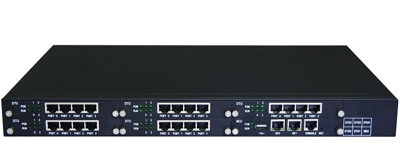 Digital VoIP Gateway Dinstar MTG2000