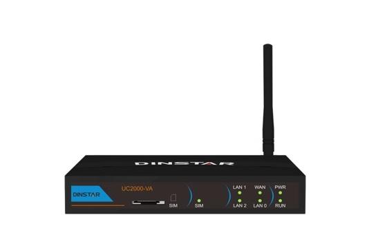 GSM Gateway Dinstar UC2000-VA-1G v122