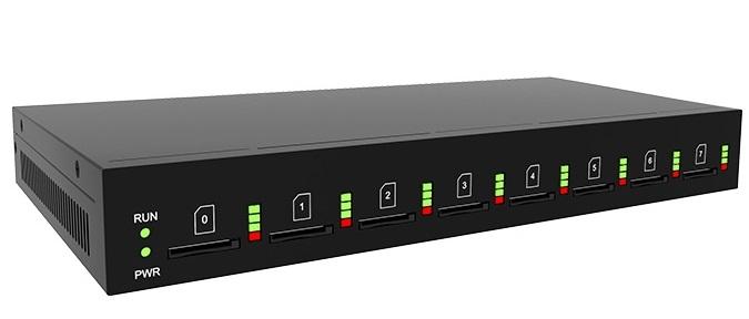 GSM Gateway Dinstar UC2000-VE-8G