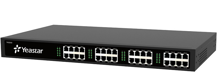 Gateway 32 cổng FXS YEASTAR TA3200