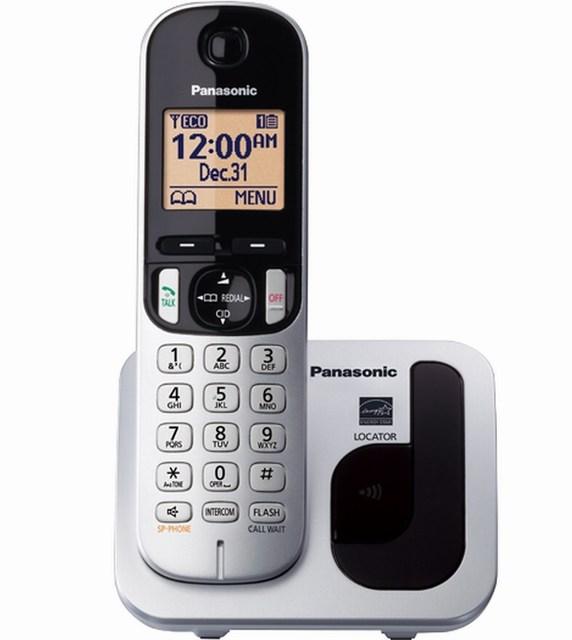 Điện thoại không dây Panasonic KX-TGC210CX