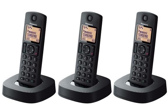 Điện thoại không dây Panasonic KX-TGC313CX