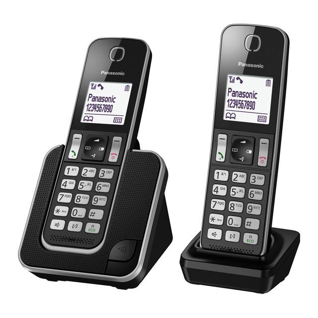 Điện thoại không dây Panasonic KX-TGD312CX