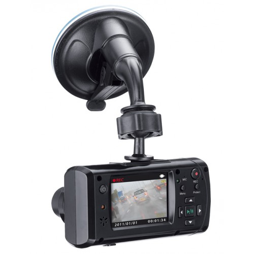 Camera hành trình xe ô tô Genius DVR-HD550