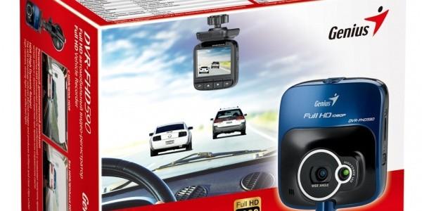 Camera hành trình xe ô tô Genius DVR-FHD590