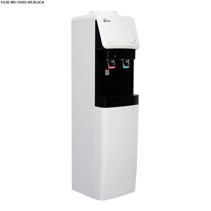 Cây nước nóng lạnh cao cấp FujiE WD-1500U-KR Black ( Nhập khẩu Hàn Quốc )