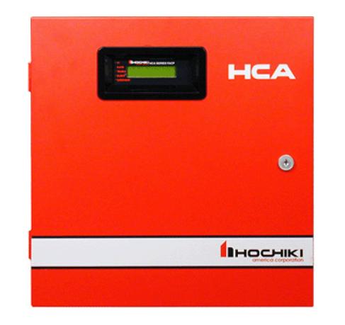 Tủ điều khiển báo cháy và xả khí trung tâm HOCHIKI HCA-4