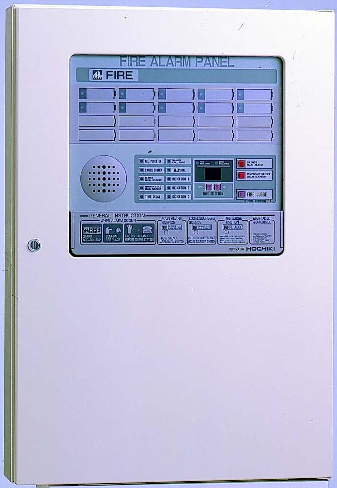 Bộ điều khiển báo cháy trung tâm HOCHIKI RPP-ABW15