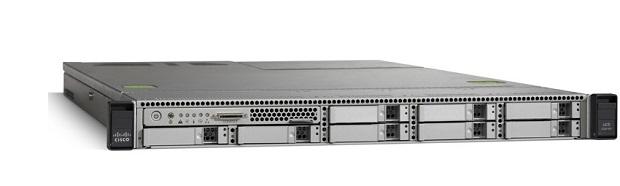 Máy chủ cài đặt ứng dụng cấu hình cao CISCO Business Edition 6000H