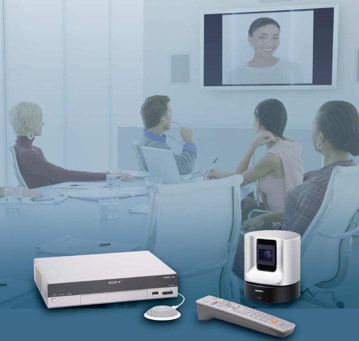 Thiết bị hội nghị truyền hình SONY PCS-G60DP