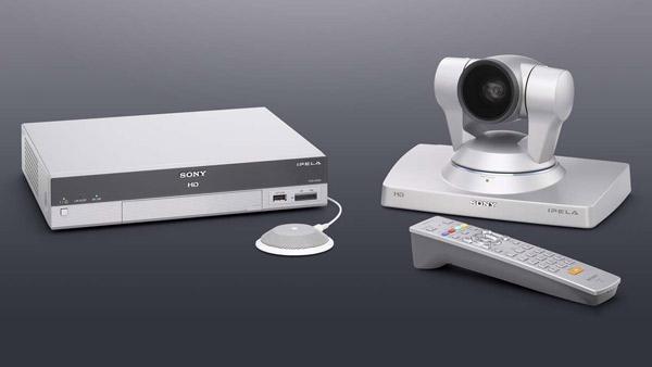 Thiết bị hội nghị truyền hình SONY PCS-XG55