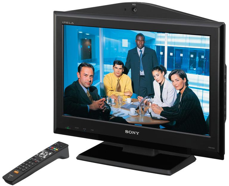 Thiết bị hội nghị truyền hình SONY PCS-XL55