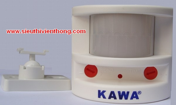 BÁO ĐỘNG HỒNG NGOẠI ĐỘC LẬP KAWA KW-I225