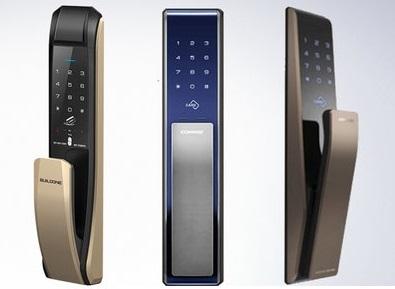 Khóa cửa điện tử COMMAX CDL-3PBR