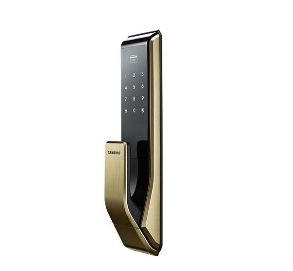 Khóa cửa điện tử SAMSUNG SHS-P717LBG/EN
