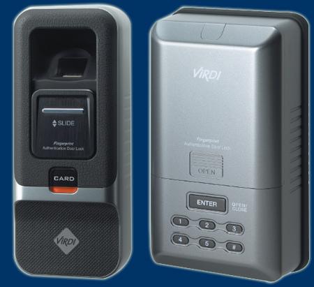 Khóa cửa điện tử VIRDI DL-473 FR