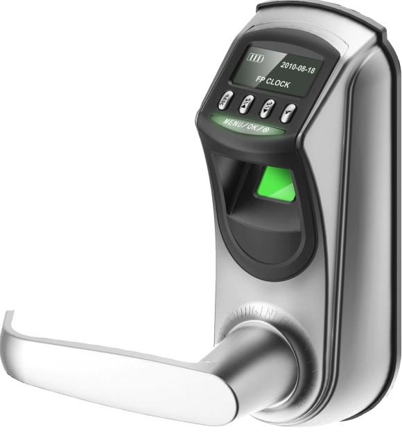 Khóa cửa vân tay có màn hình OLED và giao tiếp USB ZKTeco L7000-U