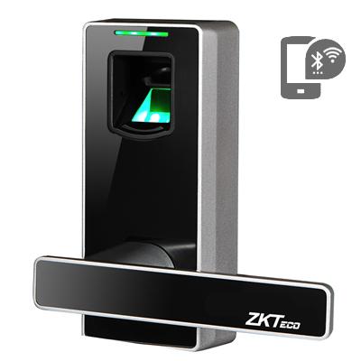 Khóa cửa bằng vân tay và Bluetooth ZKTECO ML10DB