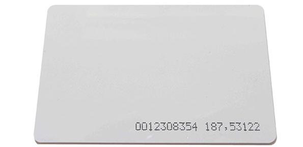 Thẻ cảm ứng Mifare Proximity Card
