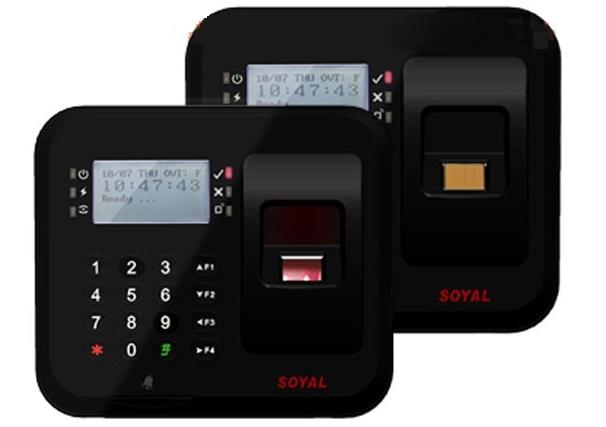 Kiểm soát cửa và chấm công vân tay, thẻ, mã PIN SOYAL AR-837EFi (9000DO)
