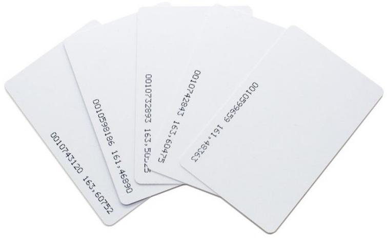 Thẻ cảm ứng mỏng Thin Proximity Card