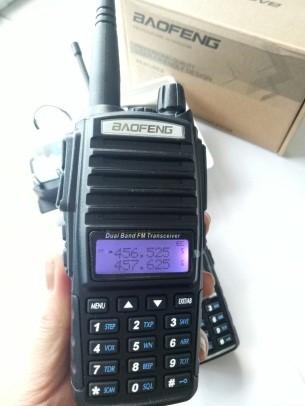 Bộ đàm BAOFENG UV82 (UHF Và VHF)