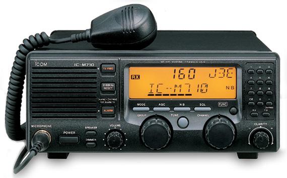 MÁY THU PHÁT VÔ TUYẾN MF/HF ICOM IC-M710