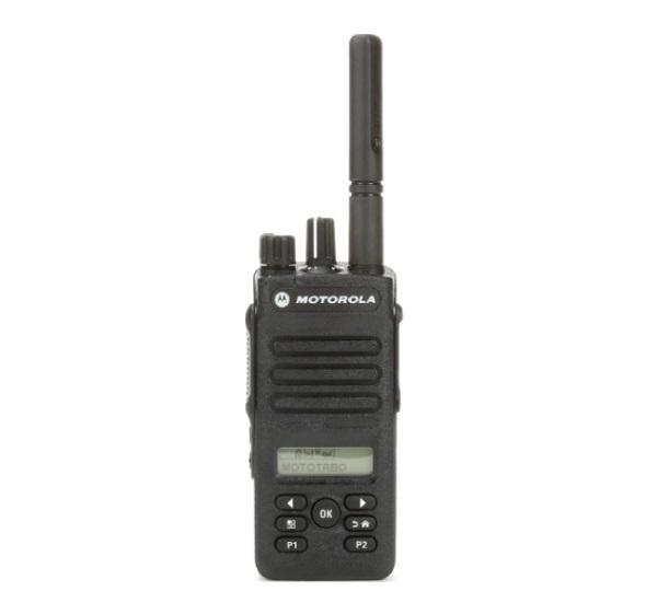 Máy bộ đàm cầm tay chống cháy nổ Motorola MotoTrbo XiR P6620i VHF