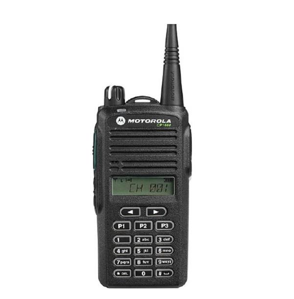 Máy bộ đàm cầm tay Motorola CP1660 UHF1 (CP1660-U1)