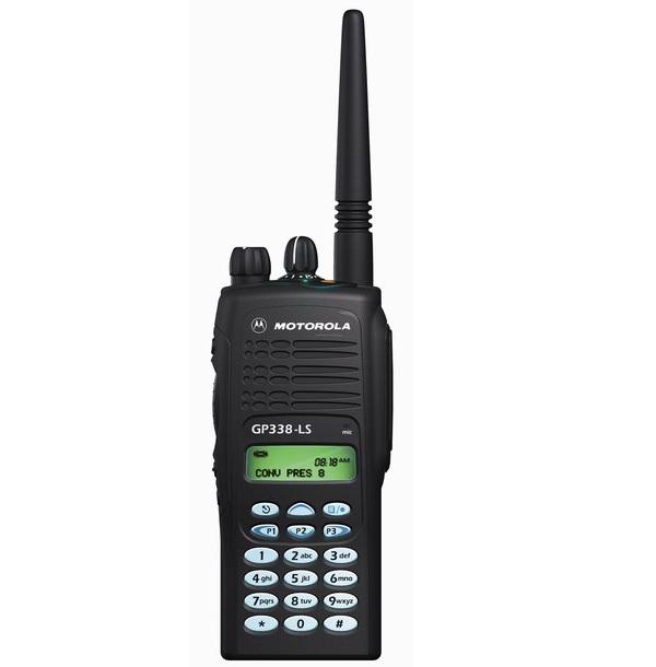 Máy bộ đàm Motorola GP338 UHF - Pin NiMH 1450mAh