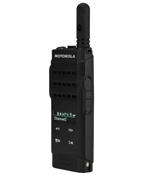 Máy bộ đàm cầm tay kỹ thuật số Motorola MOTOTRBO XIR SL2M VHF