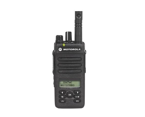 Máy bộ đàm cầm tay chống cháy nổ Motorola XiR P6600i VHF chuẩn TIA4950