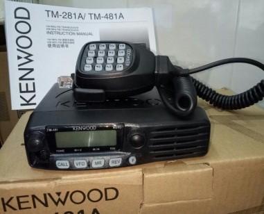 Bộ đàm KENWOOD TM281/ 481
