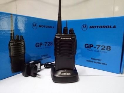 Bộ đàm MOTOROLA  GP 728 UHF/VHF