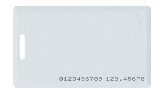 Thẻ cảm ứng MITA dày 1.8mm