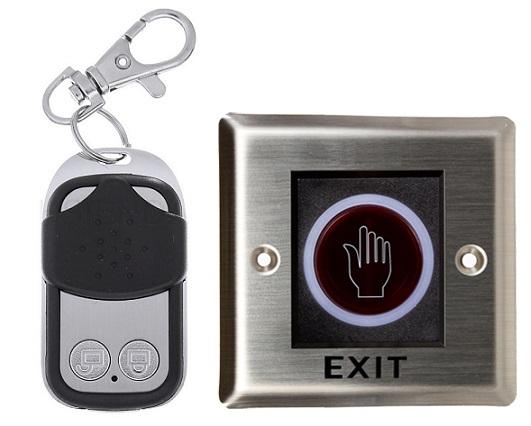 Nút nhấn không chạm và Remote MITA K2S