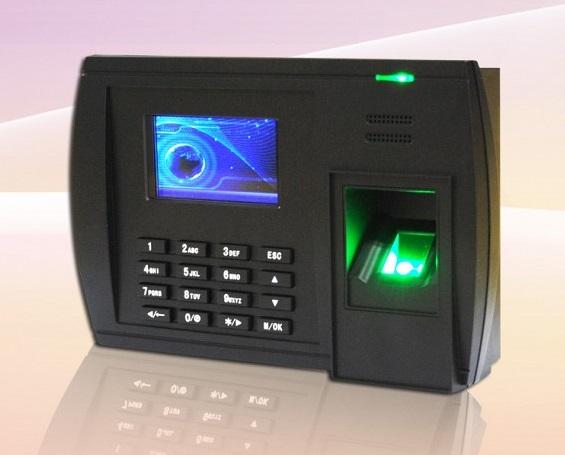 Máy chấm công vân tay và Wifi RONALD JACK 5000T-C