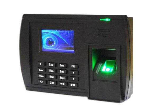 Máy chấm công vân tay và thẻ cảm ứng RONALD JACK 5000T