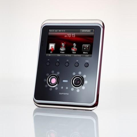 Máy chấm công nhận dạng khuôn mặt và thẻ cảm ứng SUPERMA FaceStation FSM