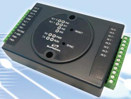 Bộ giao tiếp điều khiển SUPREMA SECURE I/O