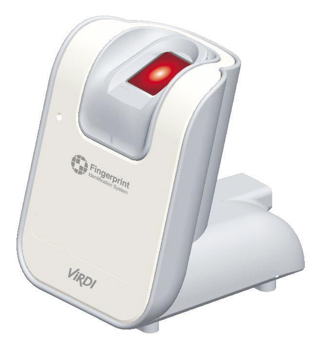 Thiết bị lấy mẫu vân tay VIRDI FOH-02