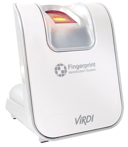 Máy chấm công vân tay và thẻ VIRDI FOH-02RF