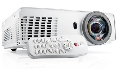 Máy chiếu gần tương tác thông minh DELL S320Wi