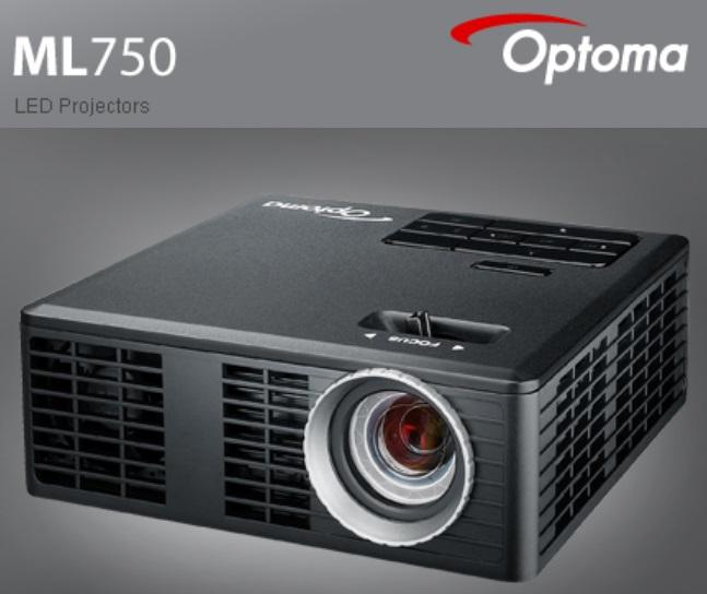 Máy chiếu công nghệ LED siêu bền OPTOMA ML750
